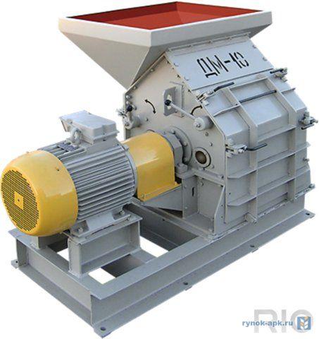 Молотковая дробилка для зерна в Пермь мр1 дробилка