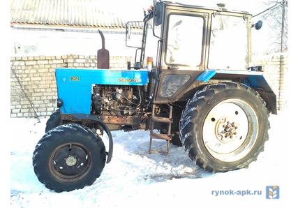 Куплю трактор мтз 82 б-у на авито чувашии