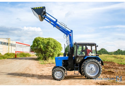 Трактор МТЗ 1025 Технические характеристики погрузчика.