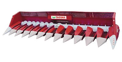 Приспособление 12-ти рядное для уборки подсолнечника ПРП-12