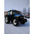 Трактор NEW HOLLAND TM 190